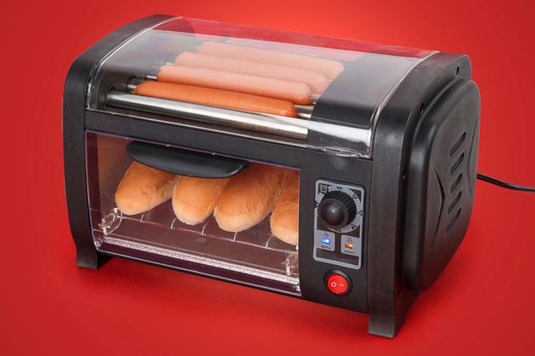 Аппарат для приготовления хот-догов