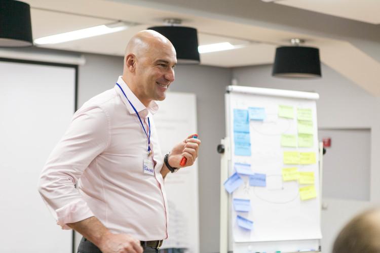 Обучение бизнес тренеров
