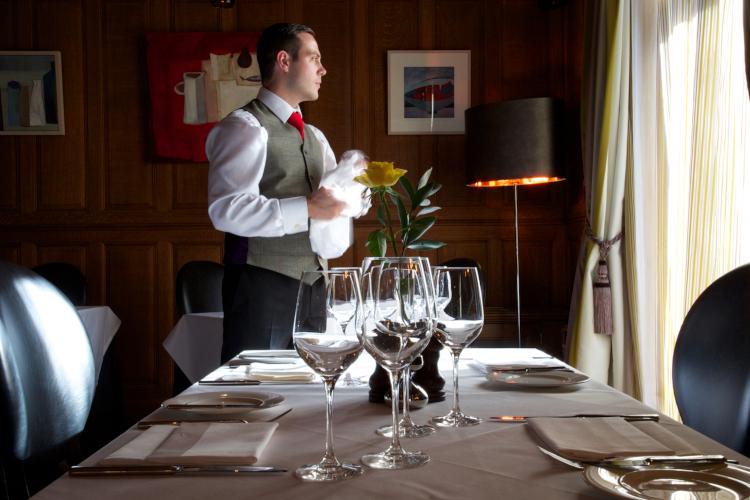 Должностные обязанности официанта