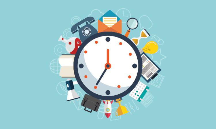 Образец текущего графика рабочего времени на месяц