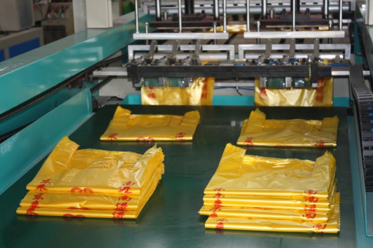 Производство полиэтиленовых пакетов