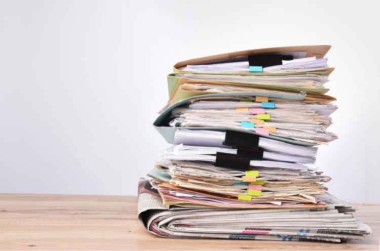 Опись отправляемых документов образец