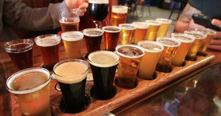 Виды крафтового пива