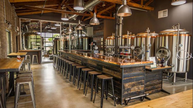 Крафтовая пивоварня