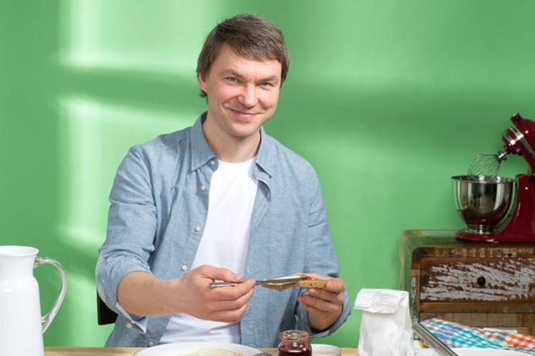 Основатель Вкусвилл Андрей Кривенко