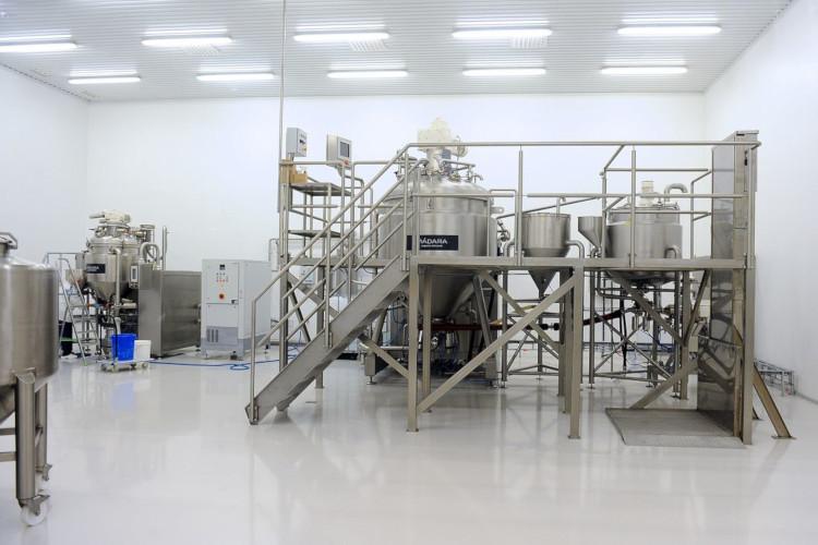 Предприятие по производству автохимии