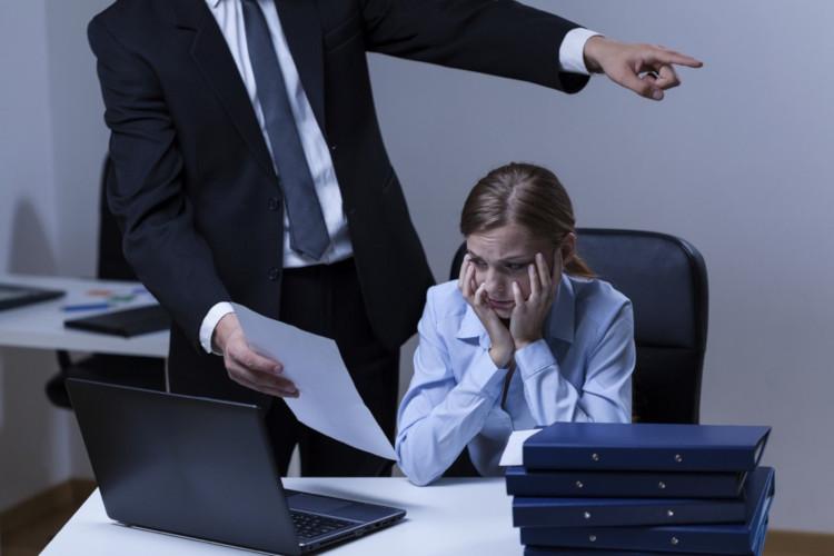 Уведомление о несоответствии занимаемой должности