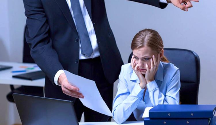 Отрицательная характеристика на сотрудника