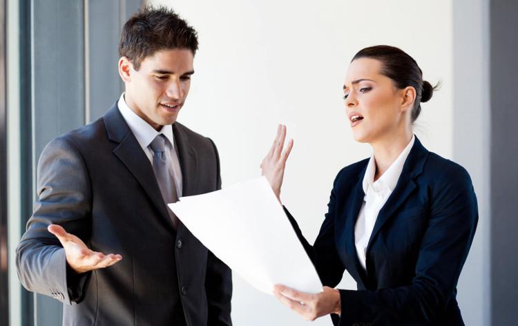 Негативная характеристика работника