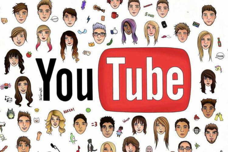 Реклама ютуб канала у блогеров