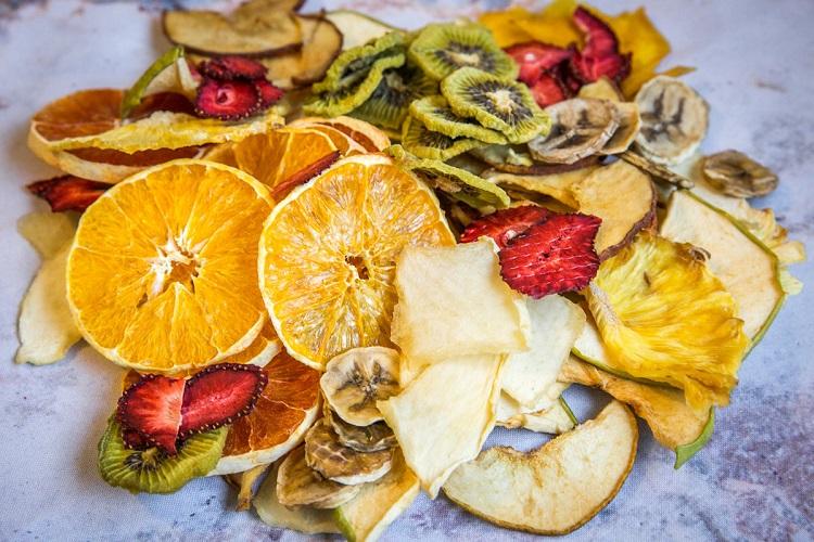 Чипсы из фруктов