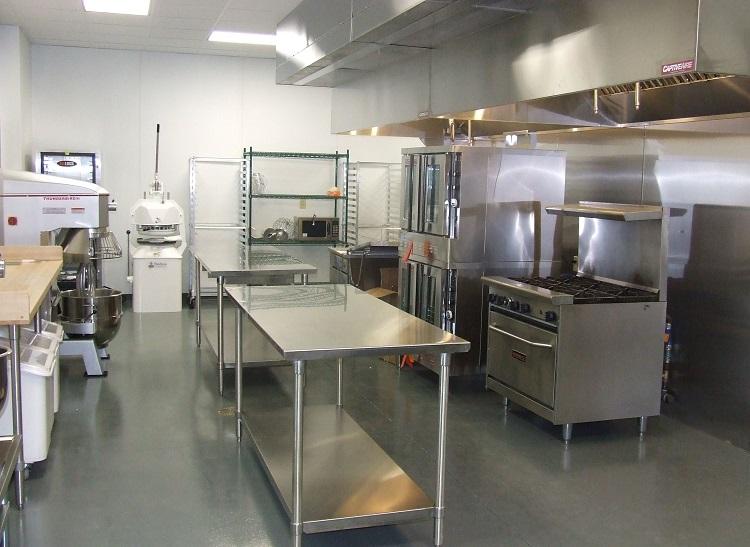 Оборудование для мини пекарни