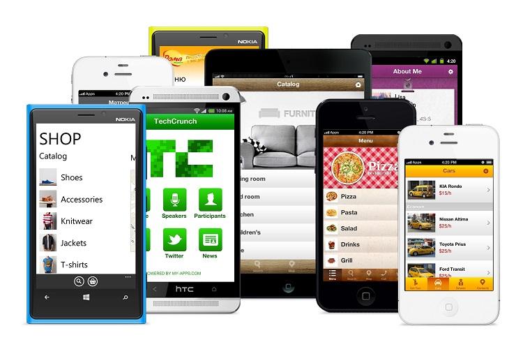 Идеи для мобильных приложений